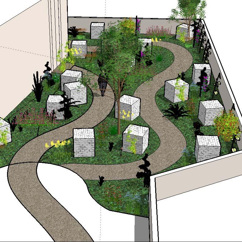 Vert l 39 ouest paysagiste coach jardin formation for Conception jardin