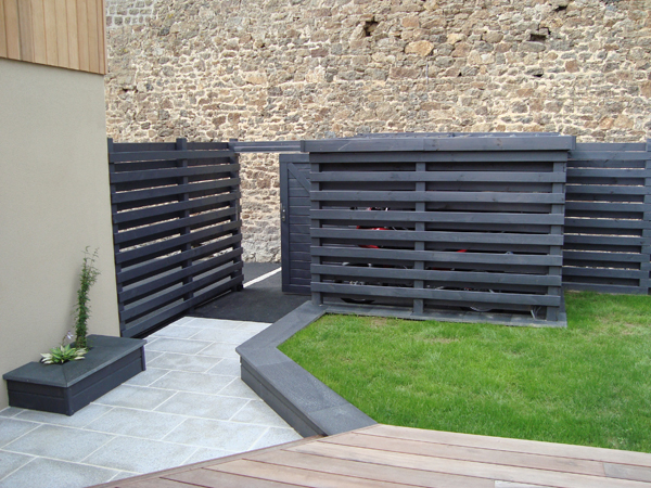 carport moto sur mesure contemporain