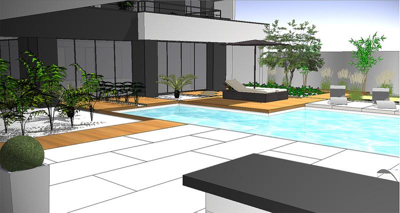 vert l 39 ouest paysagiste vert louest architecte paysagiste 35 rennes plan de jardin comment. Black Bedroom Furniture Sets. Home Design Ideas